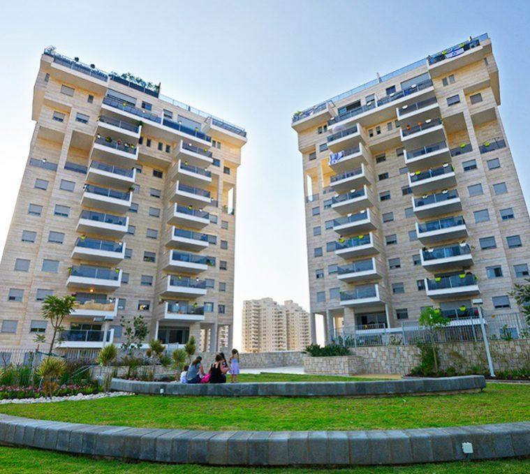 צילום פרויקט אלמוג קאסה באר יעקב