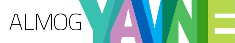 לוגו פרויקט אלמוג יבנה